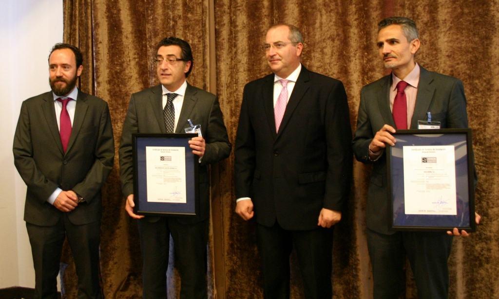 congresoAISLA 15 Entrega Certificados SI