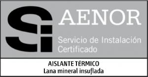 Logo de la Marca SI de AENOR