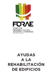 Logo del FORAE