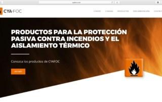 Nueva Página Web de CYAFOC