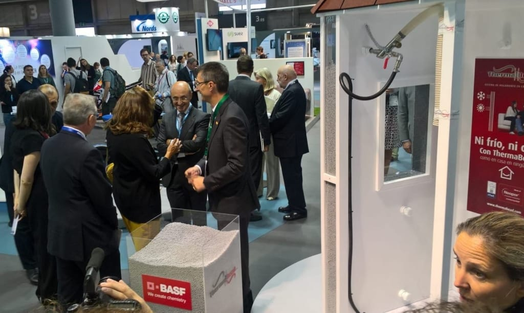 Thermabead en Expoquimia