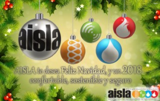 AISLA les desea Feliz Navidad
