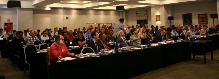 Asistentes al 2do Congreso de Instaladores de Aislamiento