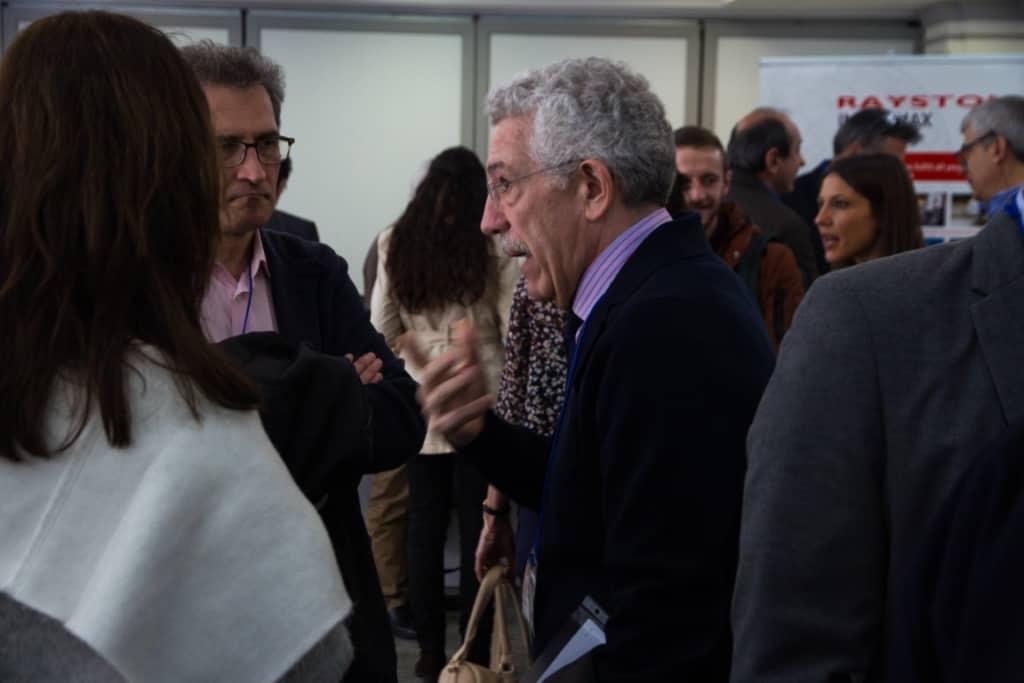 Luis Vega, del Ministerio de Fomento
