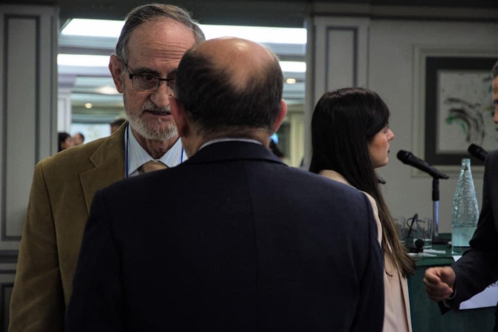 José Manuel Enériz, miembro honorario de AISLA