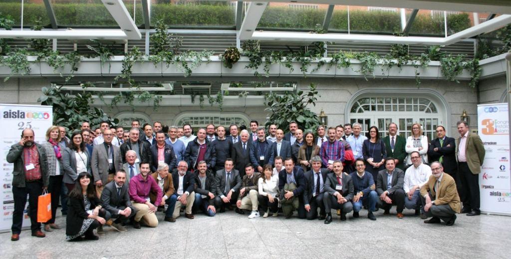 Asistentes al 3er Congreso de Instaladoers de Aislamiento