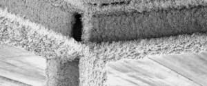 Mortero de lana mineral
