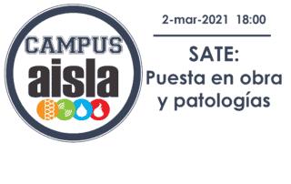 Logo CAMPUS AISLA. SATE